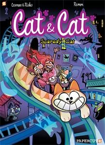 Herve Richez: Cat and Cat #4