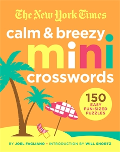 Joel Fagliano: The New York Times Calm and Breezy Mini Crosswords