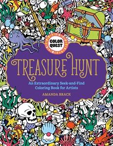 Amanda Brack: Color Quest: Treasure Hunt