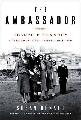 Susan Ronald: The Ambassador