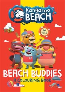 Kangaroo Beach: Beach Buddies