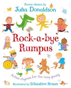 Julia Donaldson: Rock-a-Bye Rumpus