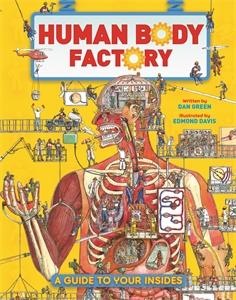 Dan Green: The Human Body Factory