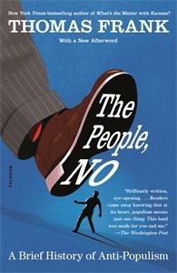 Thomas Frank: The People, No
