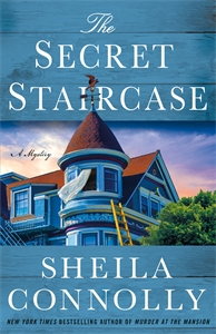 Sheila Connolly: The Secret Staircase