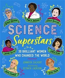 Jennifer Calvert: Science Superstars