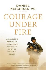 Tony Park: Courage Under Fire