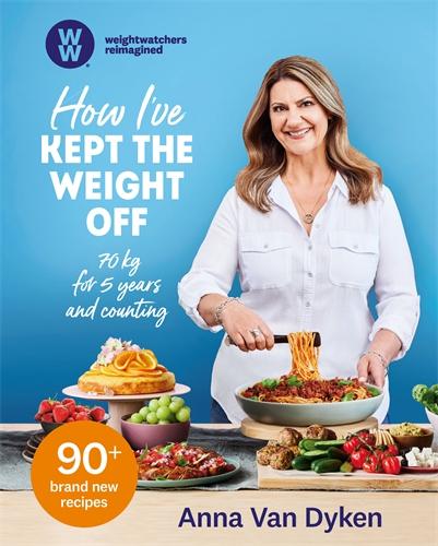 Anna Van Dyken: How I've Kept the Weight Off