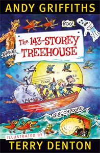 Andy Griffiths: The 143-Storey Treehouse