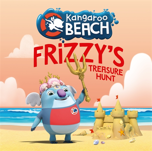 Kangaroo Beach: Kangaroo Beach: Frizzy's Treasure Hunt