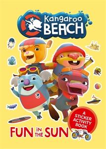 Kangaroo Beach: Fun in the Sun