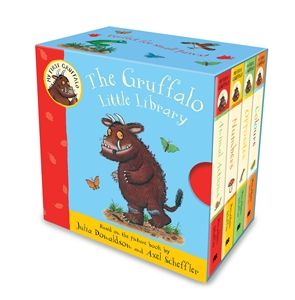 Julia Donaldson: The Gruffalo Little Library