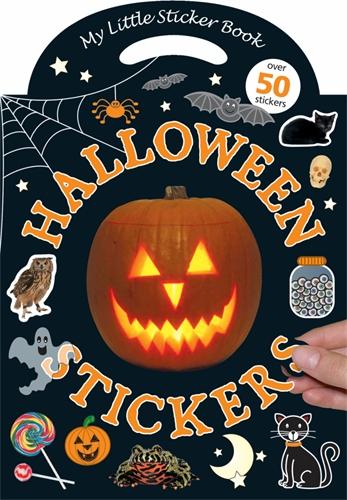 My Little Sticker Book: Halloween