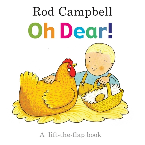 Oh Dear! - Rod Campbell