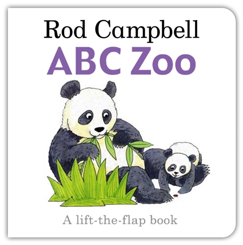 ABC Zoo - Rod Campbell