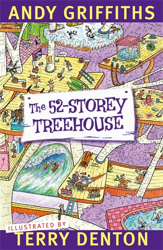 The 52-Storey Treehouse - Andy Griffiths