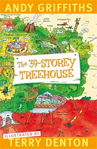 Andy Griffiths - The 39-Storey Treehouse