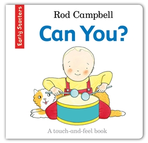 Rod Campbell - Early Starters: Can You?