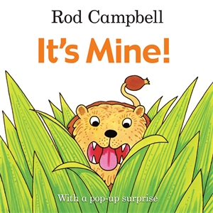 Rod Campbell - It's Mine!
