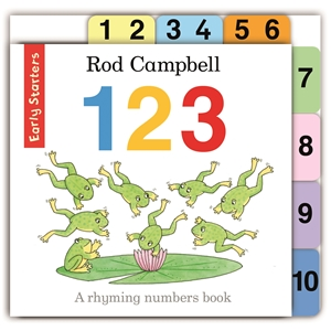 Rod Campbell - Early Starters: 123