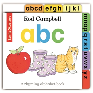 Rod Campbell - Early Starters: ABC