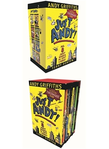 Andy Griffiths - The Just Slipcase