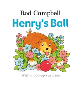 Rod Campbell - Henry's Ball