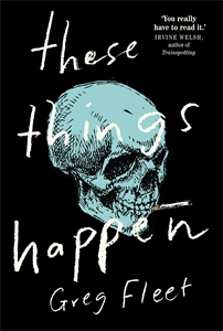 These Things Happen - Greg Fleet
