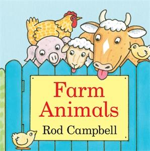 Rod Campbell - Farm Animals