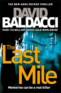 The Last Mile: An Amos Decker Novel 2 - David Baldacci
