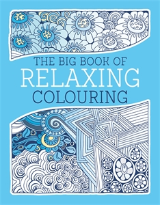 Various - The Big Book of Relaxing Colouring