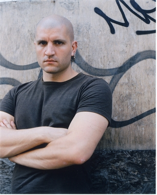 China Mieville Image for download
