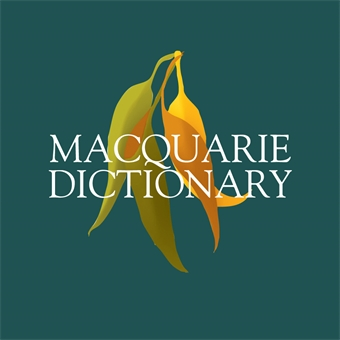 Macquarie Dictionary Image for download