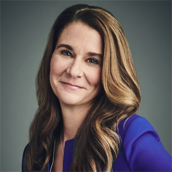 Melinda Gates Image for download