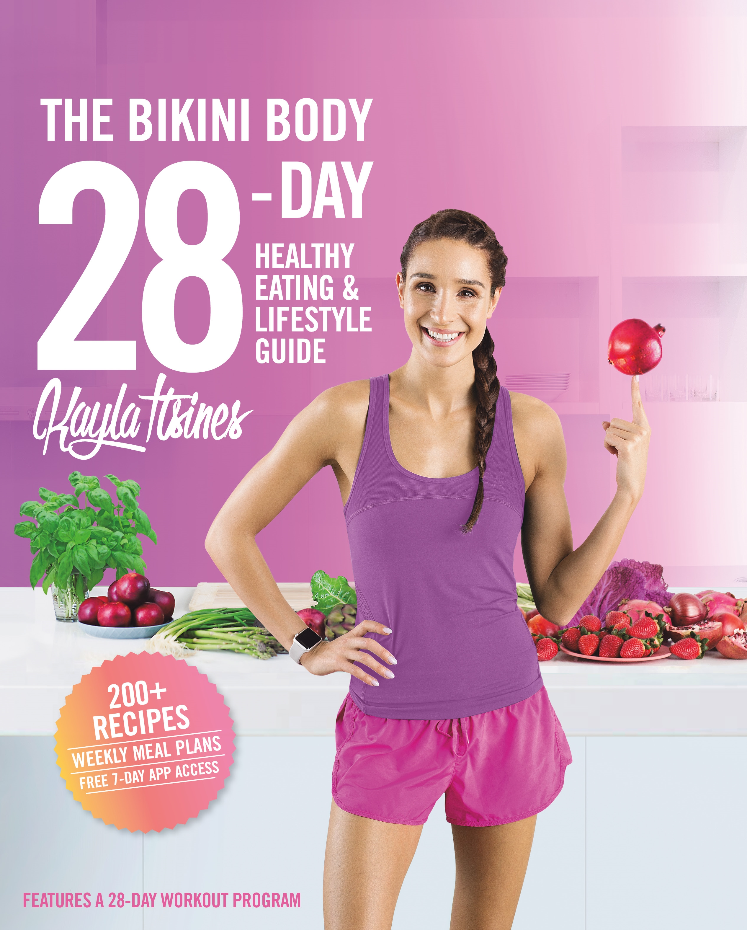 The bikini body 28-day healthy eating & lifestyle guide cover image