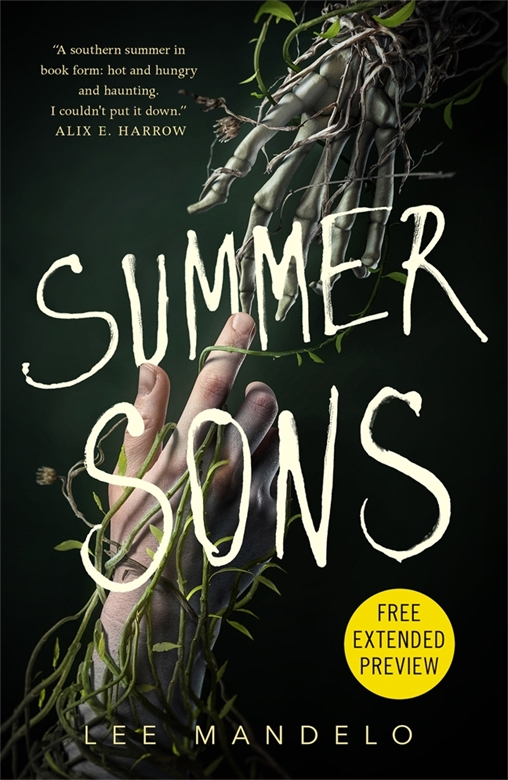 Summer Sons Sneak Peek