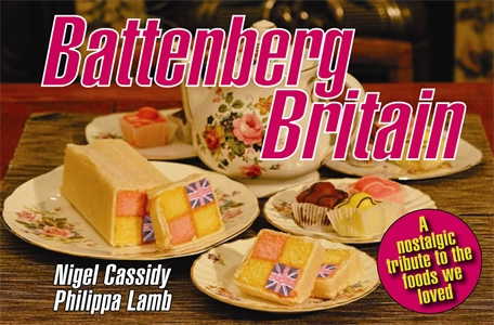 Battenberg Britain by Nigel Cassidy, Philippa Lamb