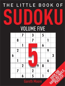 The Little Book of Sudoku 5 by Gareth Moore