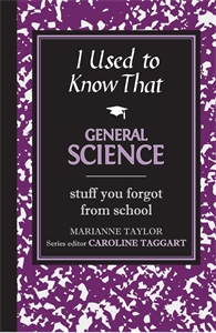 I Used to Know That by Marianne Taylor