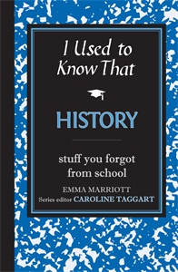 I Used to Know That by Emma Marriott