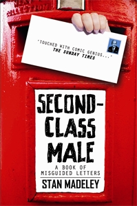 Second-Class Male by Stan Madeley
