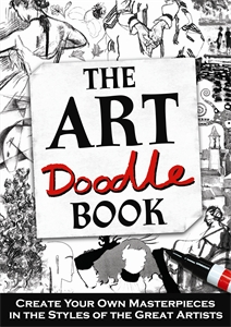 The Art Doodle Book by Various