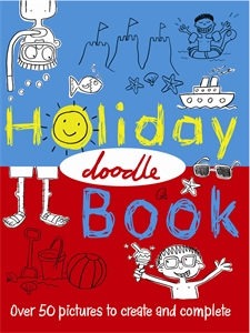 The Holiday Doodle Book by Nikalas Catlow