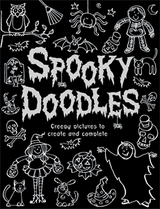 Spooky Doodles by Emma Parrish
