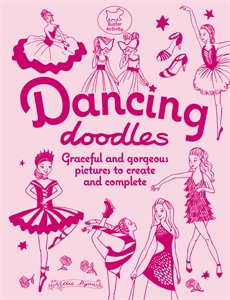 Dancing Doodles by Nellie Ryan