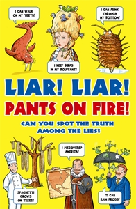 Liar! Liar! Pants on Fire! by Jan Payne