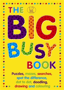 The Big Busy Book by Various