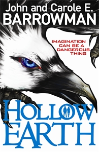 Hollow Earth by John Barrowman and Carole E. Barrowman