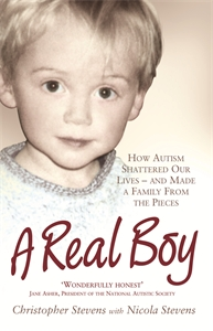 A Real Boy by Christopher Stevens, Nicola Stevens
