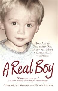 A Real Boy by Christopher Stevens, Nicola Stevens